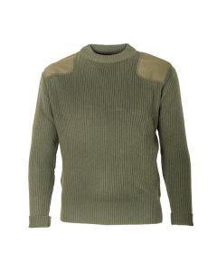 Spanish Army OD Commando Sweater