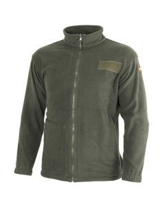Spanish Army OD Fleece Jacket