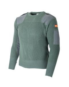 Spanish Army Officer Commando Sweater