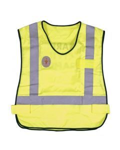 Spanish Guardia Civil Traffic Cop Hiviz Vest