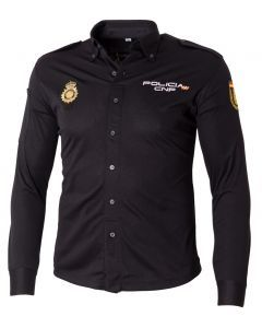 Spanish National Police Polo Service Shirt