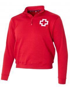 Spanish Red Cross Sweatshirt