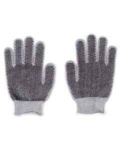 Sperian Cotton Work Gloves with Nitrile Grip
