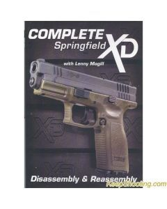 Complete Springfield XD - Front Cover