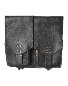 Austrian FAL Magazine Pouch – Authentic Austrian STG58 Leather Pouch