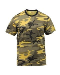 Stinger Yellow Camo T-Shirt
