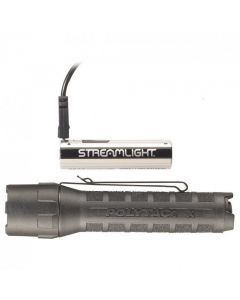 Streamlight PolyTac X USB 600 Lumens Flashlight - Black