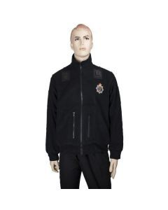 Sussex Police Black Fleece Jacket