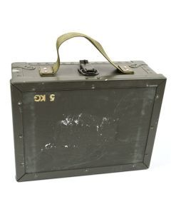 Swedish Army Ammo Box