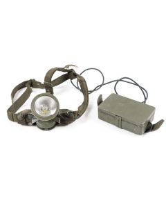 Swedish Military Head Lamp