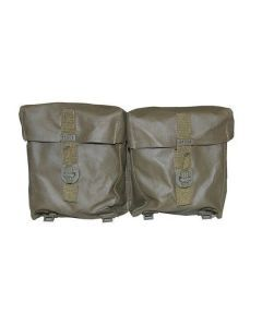 Swiss Military Belt Pack – Dual-Pocketed Swiss Surplus Bag