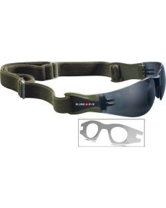 Swiss Eye Outbreak Cross Country Glasses - Smoke Lens