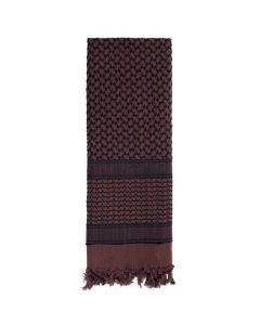 Shemagh Desert Scarf - Brown