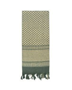 Shemagh Desert Scarf - Foliage