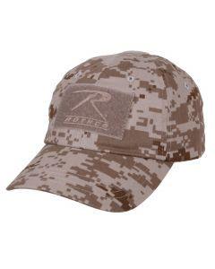 Rothco Tactical Operator Cap - Desert Digital Camo