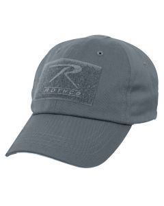 Rothco Tactical Operator Cap - Gun Metal Grey