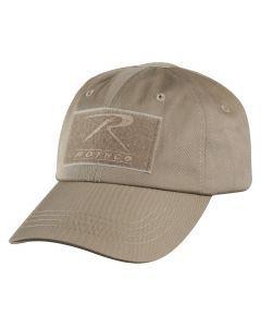 Rothco Tactical Operator Cap - Khaki