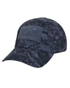 Rothco Tactical Operator Cap - Midnight Digital Camo