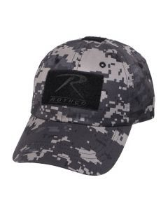 Tactical Operator Cap - Subdued Urban Camo