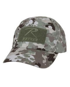Tactical Operator Cap - Total Terrain Camo