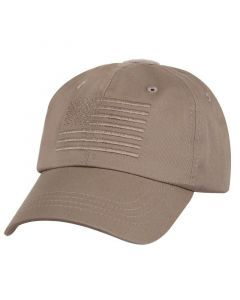 Tactical Operator Cap with US Flag