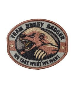 Team Honey Badger Morale Patch