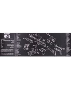 HK MP5 Cleaning Mat - MP5 Tekmat