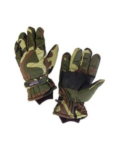Woodland Camo Thinsulate Gloves