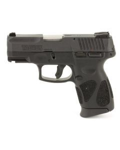 "TAURUS PT111 G2C 9MM 3.2"" BL AS 12RD"