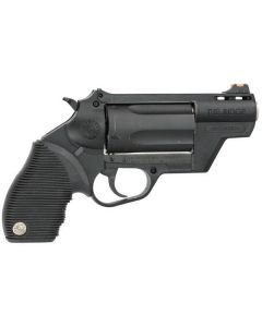 Taurus Public Defender Polymer – Multi-Caliber, Polymer-Framed Taurus Revolver (.45/.410)