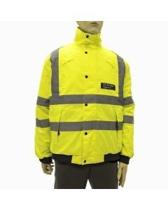 UK Border Agency Hi-Viz Jacket - Marked