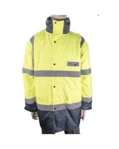 UK Border Agency HiViz Parka