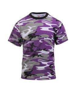 Ultra Violet Camo Shirt