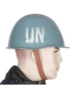 United Nations Peacekeeper Helmet - Polish Army UN Deployment Helmet