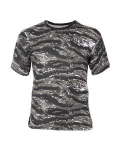 Urban Tiger Stripe Camo Shirt