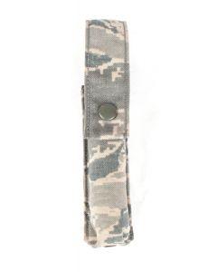 US Air Force ABU Tiger Stripe Flashlight Pouch