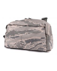 US Air Force ABU Tiger Stripe Horizontal Utility Pouch