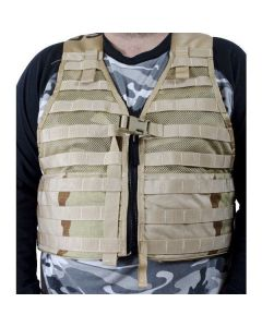 US Load Bearing Vest - Front View