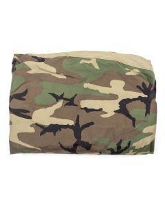 US Military Gore-Tex Bivy Cover - Woodland Camo