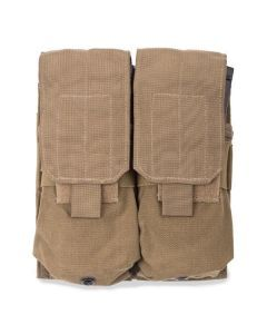 US Military M4 Double Molle Mag Pouch - SFLCS Pouch