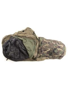 US Military Modular Sleep System - Assembled