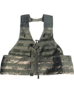 US Military Molle II Fighting Load Carrier - ACU Digital