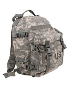 US Military MOLLE II Assault Pack - Digital ACU Camo