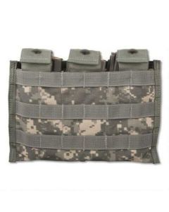 US Military Molle II Triple Magazine Pouch