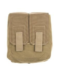 US Military SAW Pouch with Detachable Top