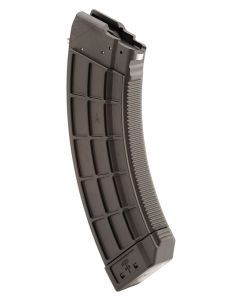 US Palm AK-47 30 Round Magazine with Steel Cage - Black