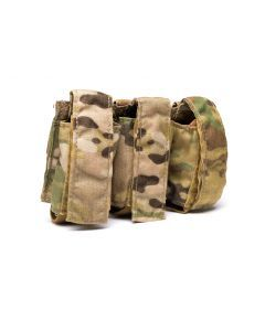 USGI 40mm Triple Grenade Pouch - Multicam