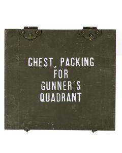 USGI Gunners Quadrant Box