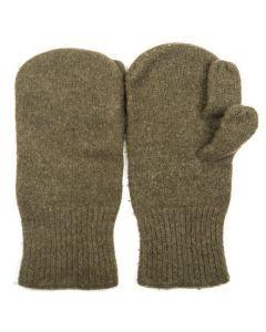 USGI WWII Wool Trigger Finger Mittens