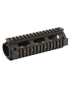 UTG Pro AR-15 Carbine Length Drop In Quad Rail Handguard